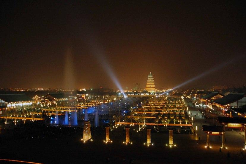 西安将建12旅游聚集区 2020年旅游业总收入超1800亿