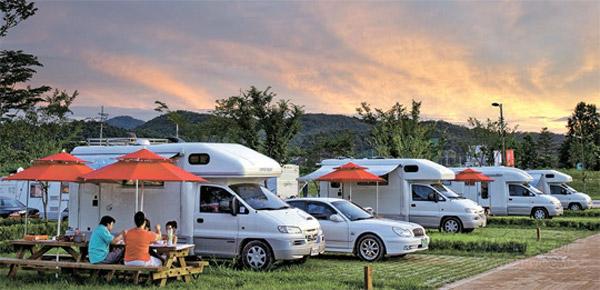 未来中国露营旅游将成为户外旅游主体