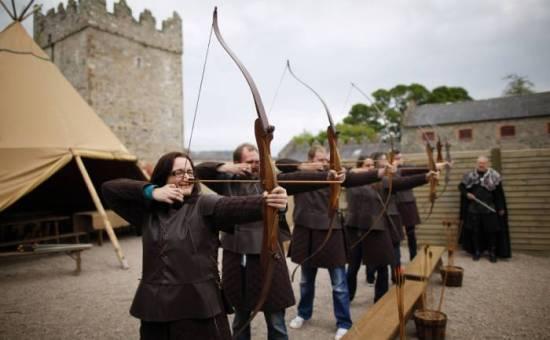 美剧《权利的游戏》捧红北爱尔兰旅游
