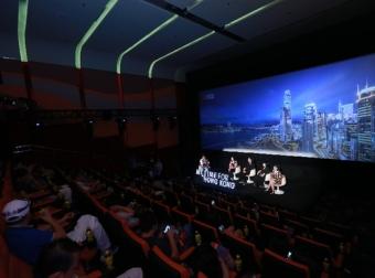 香港旅游局在上海发布《我在香港之时》HK印象短片