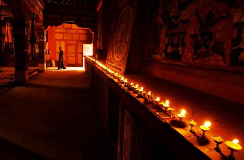 自驾中国云南禅文化主题游