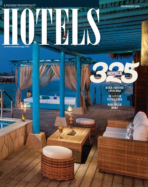 《Hotels》杂志300强最新榜单出炉 华住全球酒店排名提升至第12位
