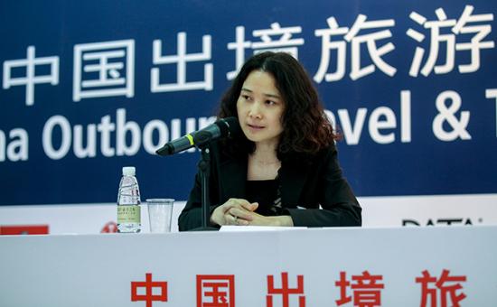 COTTM卿清晖:出境旅游展会商要和行业一起拥抱创新挑战