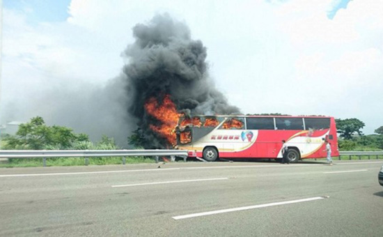 台湾开放陆客观光8年  36起交通事故致大陆游客65死365伤