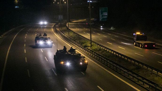 土耳其:机场爆袭刚过军事政变又来! 看中国旅游企业如何应对