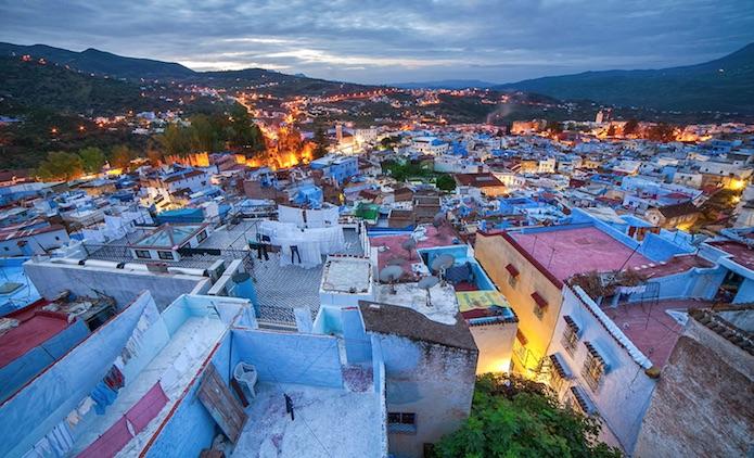 冷门线路成国庆出游新亮点摩洛哥、东欧等地预定火爆