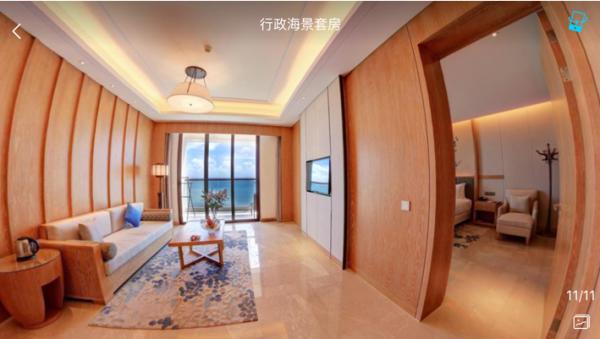 阿里旅行上线酒店360全景选房,VR大战略初露峥嵘