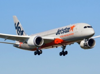 捷星航空计划2017年底前开通中澳直飞航线