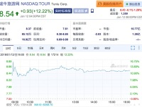 放大招!途牛宣布1亿美元回购计划,股票大涨12.2%