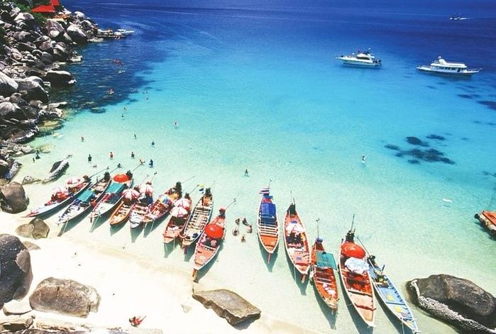 5年游客数量超1亿人次 中国游客带火东南亚旅游