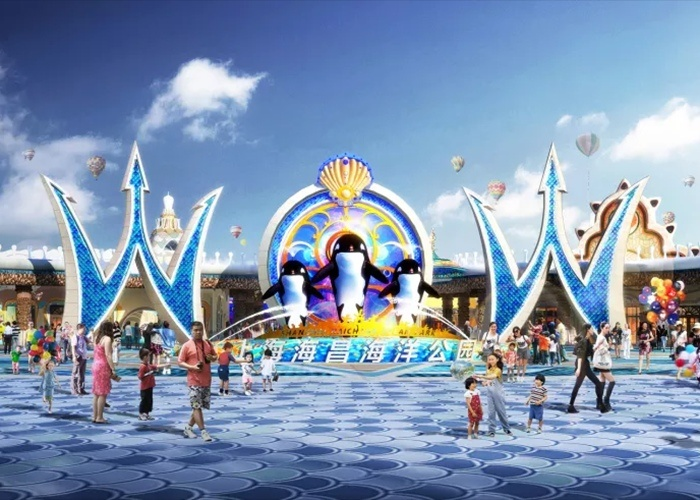 """上海海昌海洋公园官网_上海海昌海洋公园,看这副""""海洋牌""""如何玩转上海滩? – 旅游圈"""