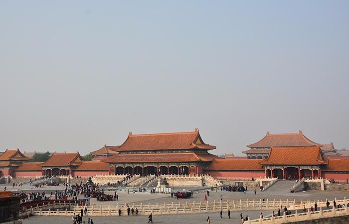 故宫今年客流量将创新高 稳居世界博物馆界榜首
