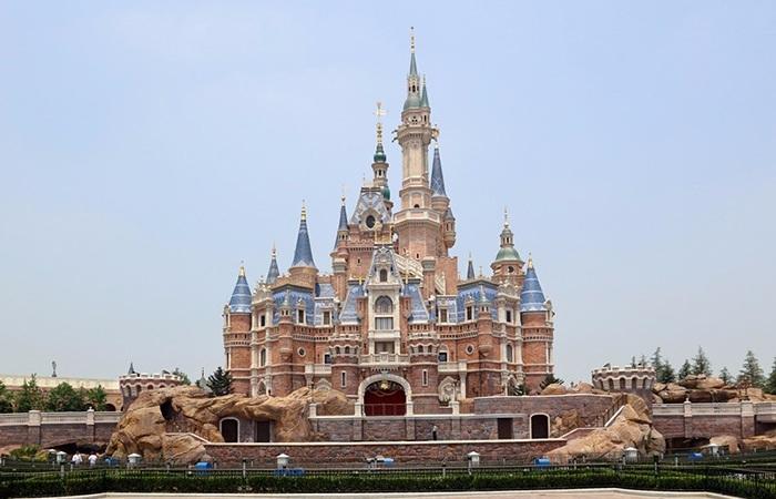 迪士尼乐园的品牌战士和魔法变现
