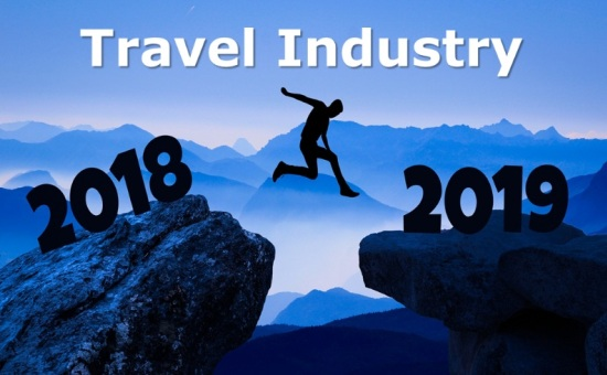告别2018,2019台湾旅游产业的四大趋势