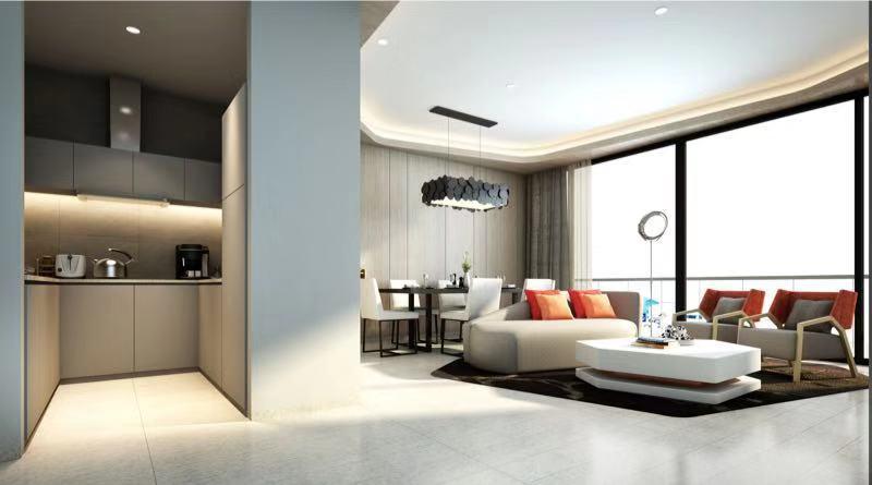 三亚奥卓雅居酒店公寓5月开业
