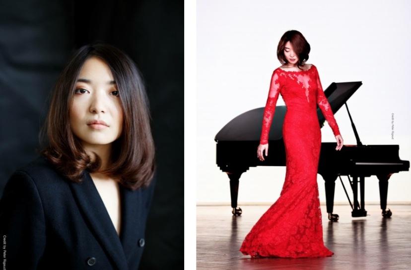 中国钢琴家贾然女士将为阿布扎比古典音乐节带来闭幕表演