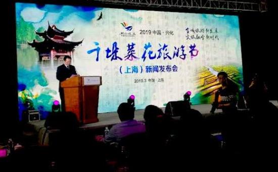 2019中国·兴化千垛菜花旅游节3月底启幕