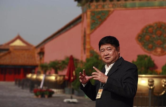 """故宫""""网红""""院长单霁翔退休后公开亮相,这次他说了啥?"""