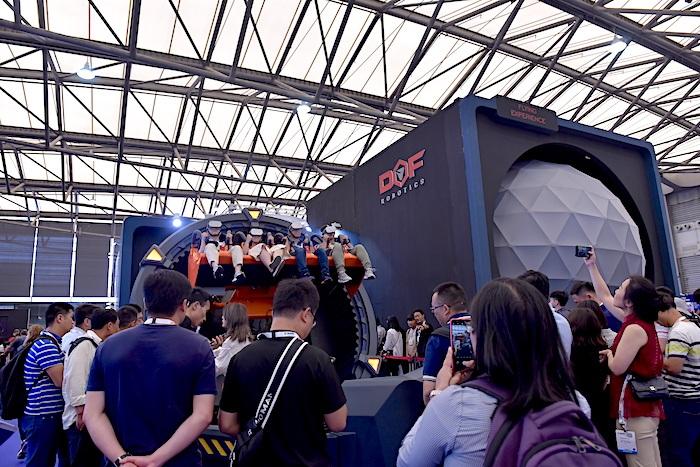 中國市場前景可期:2019年IAAPA亞洲博覽會規模創紀錄