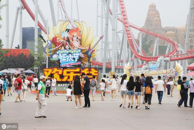 對標發達兒童經濟體 中國主題公園掉入競爭紅海