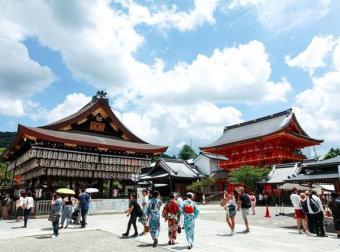 日本外相:日本将对中国游客逐步开启网上签证通道