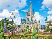 """迪士尼继承人""""卧底""""游乐园:不少员工是假装开心"""