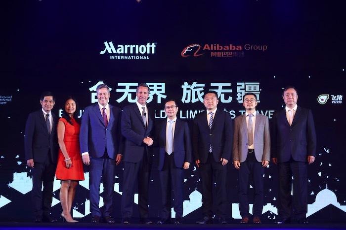 万豪在阿里平台赢得600万会员  与飞猪探索未来旅游