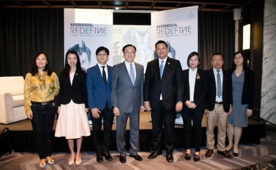 泰国会议展览局助力推动华人会议 在泰举办2019国际龙奖IDA年会
