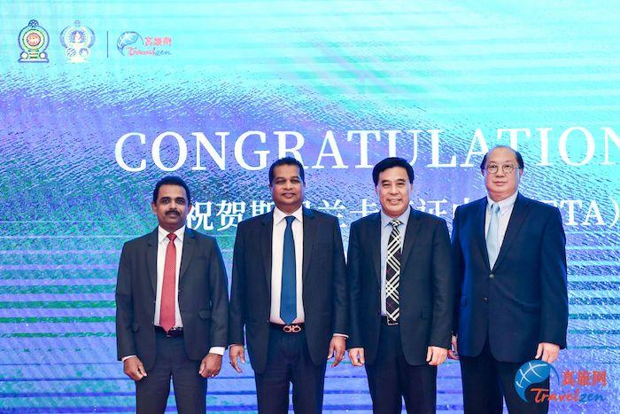 斯里兰卡签证中心(ETA)中文官网发布 首创中国游客赴斯一体化通道