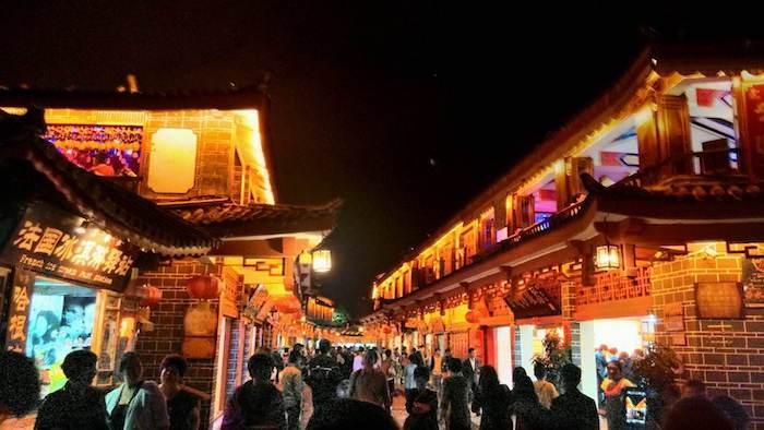 國內三線及以下城市夜間旅游經濟的六大特征