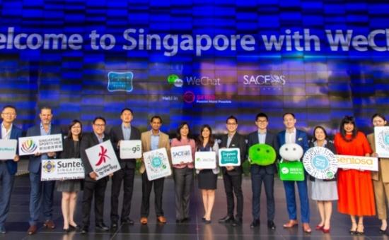 新加坡推出国家级商旅微信小程序,携手微信欢迎中国游客