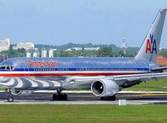 美国航空大幅推迟中国航线至10月底