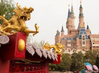 迪士尼称上海乐园拟每周增加接待5000名游客